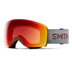 MASQUE DE SKI SKYLINE XL OXIDE CHROMAPOP PHOTOCHROMIC RED MIRROR CAT.1-2