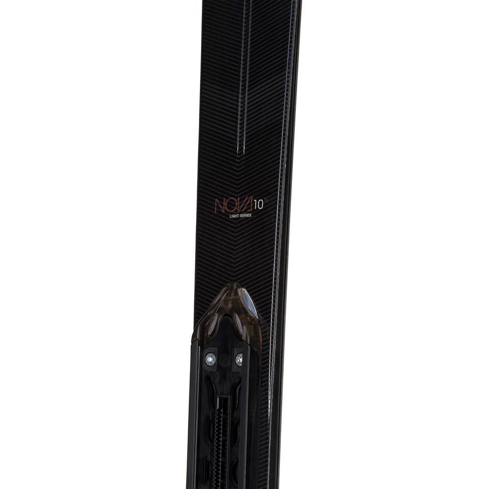 SKI NOVA 10 TI + FIXATIONS XPRESS W 11 GW B83 BK/SPKL