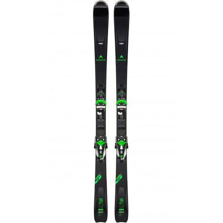 SKI SPEEDZONE 4X4 78 PRO + BINDINGS NX 12 KONECT GW B80 GREEN/BK