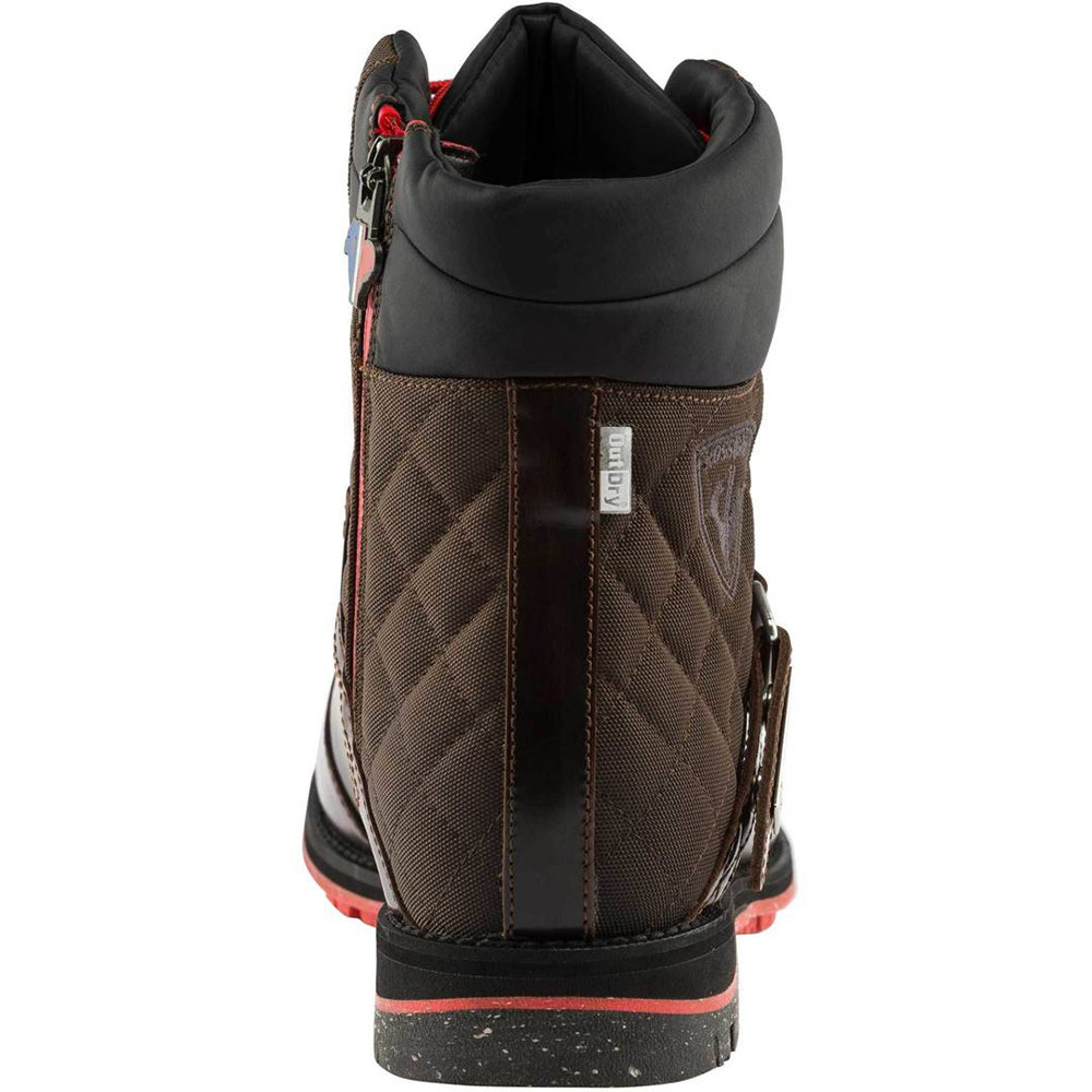 BOOTS 1907 COURCHEVEL BROWN