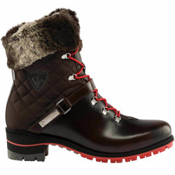 BOOTS 1907 MEGEVE BROWN