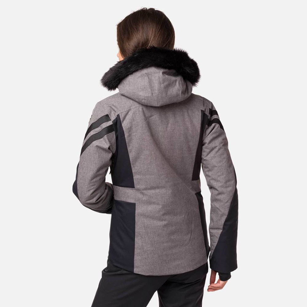 VESTE DE SKI W SKI HEATHER JKT
