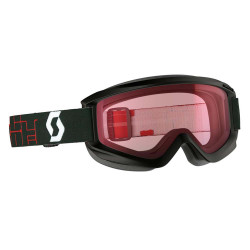 MASQUE DE SKI JR AGENT BLACK AMPLIFIER