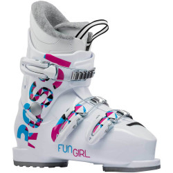 CHAUSSURE DE SKI FUN GIRL J3 WHITE