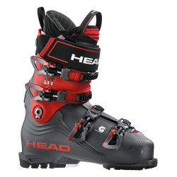 CHAUSSURE DE SKI NEXO LYT 110 ANTHRACITE/RED