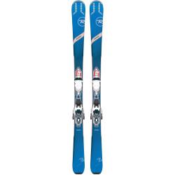SKI EXPERIENCE 74 W + BINDINGS XPRESS W 10 B83 WHITE/BLUE