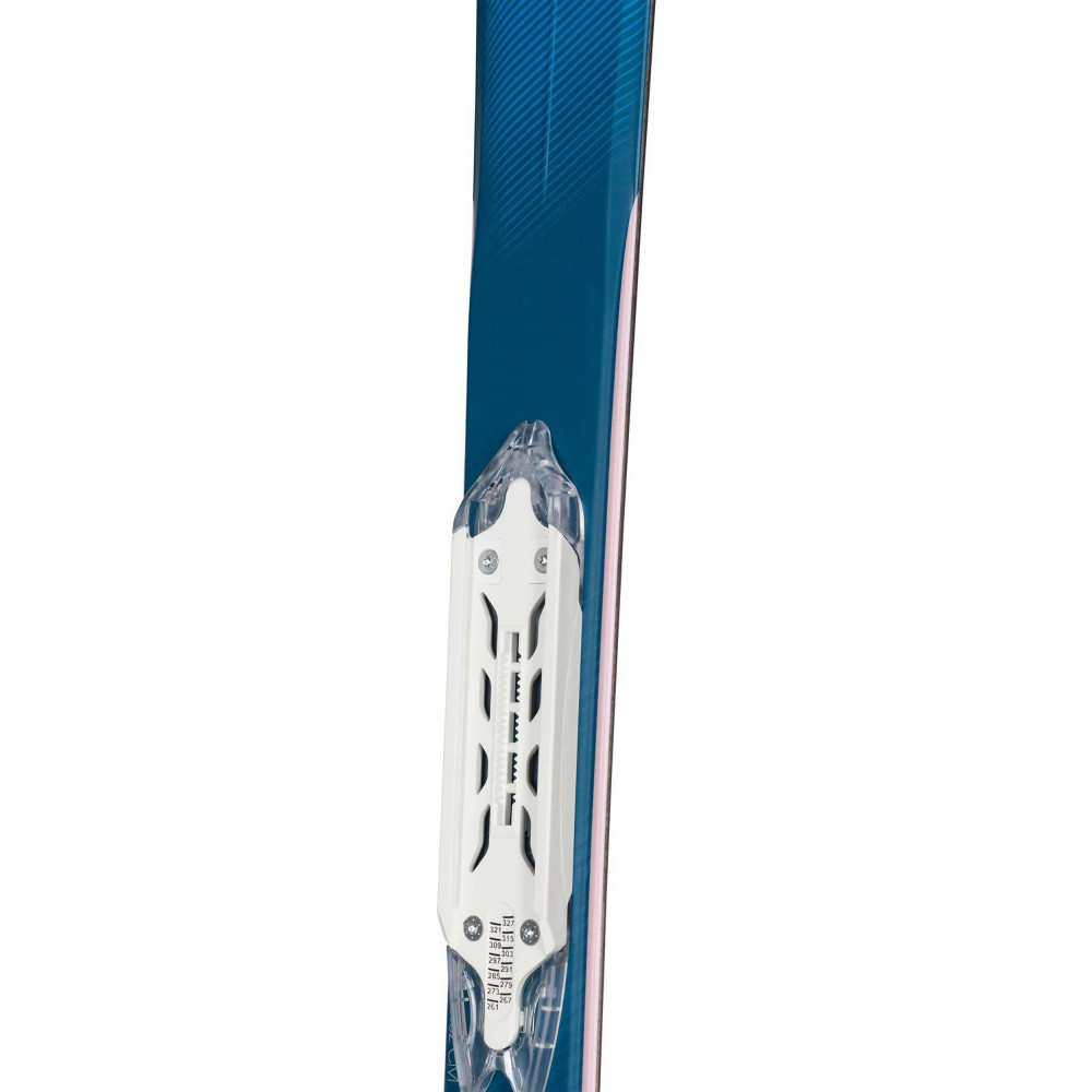 SKI EXPERIENCE 74 W + FIXATIONS XPRESS W 10 B83 WHITE/BLUE