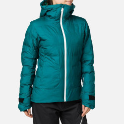 VESTE DE SKI W PORTANCE DOWN JKT DARK EMERALD