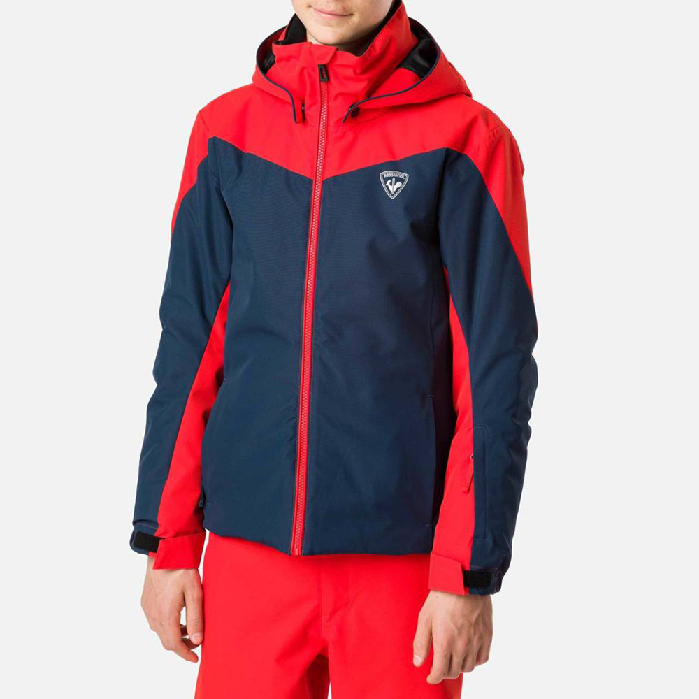 VESTE DE SKI BOY FONCTION JKT CRIMSON