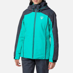 VESTE DE SKI GIRL FONCTION DENIM JKT