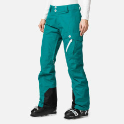 PANTALON DE SKI W TYPE PANT DARK EMERALD
