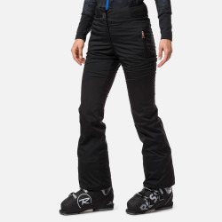 W NUITI GLOBAL PANT BLACK