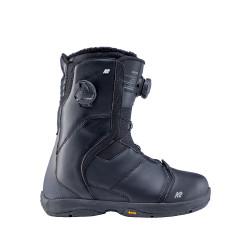 BOOTS DE SNOWBOARD CONTOUR BLACK
