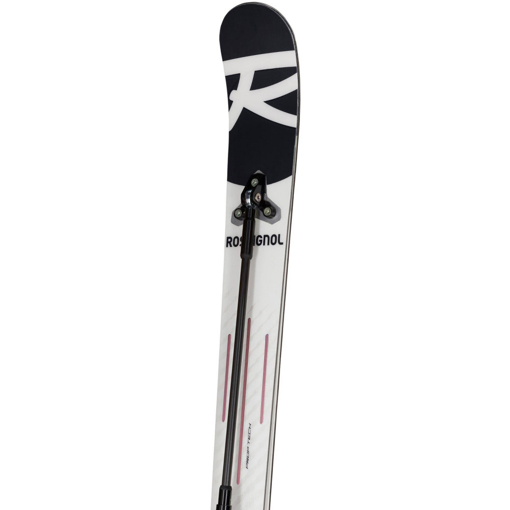 SKI HERO MASTER DLC R22 + FIXATIONS SPX 15 ROCKERACE BLACK/ICON