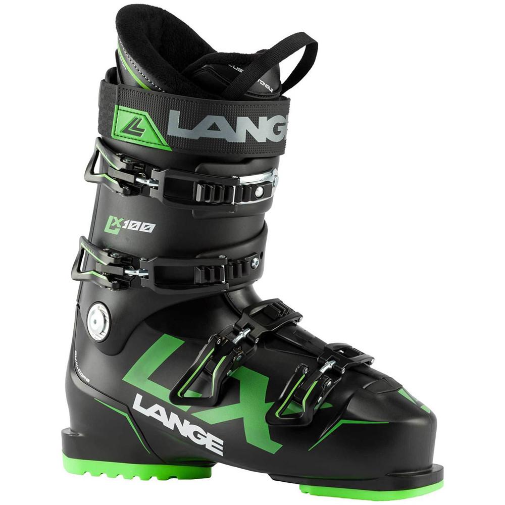 SKI BOOTS LX 100 BLACK/GREEN