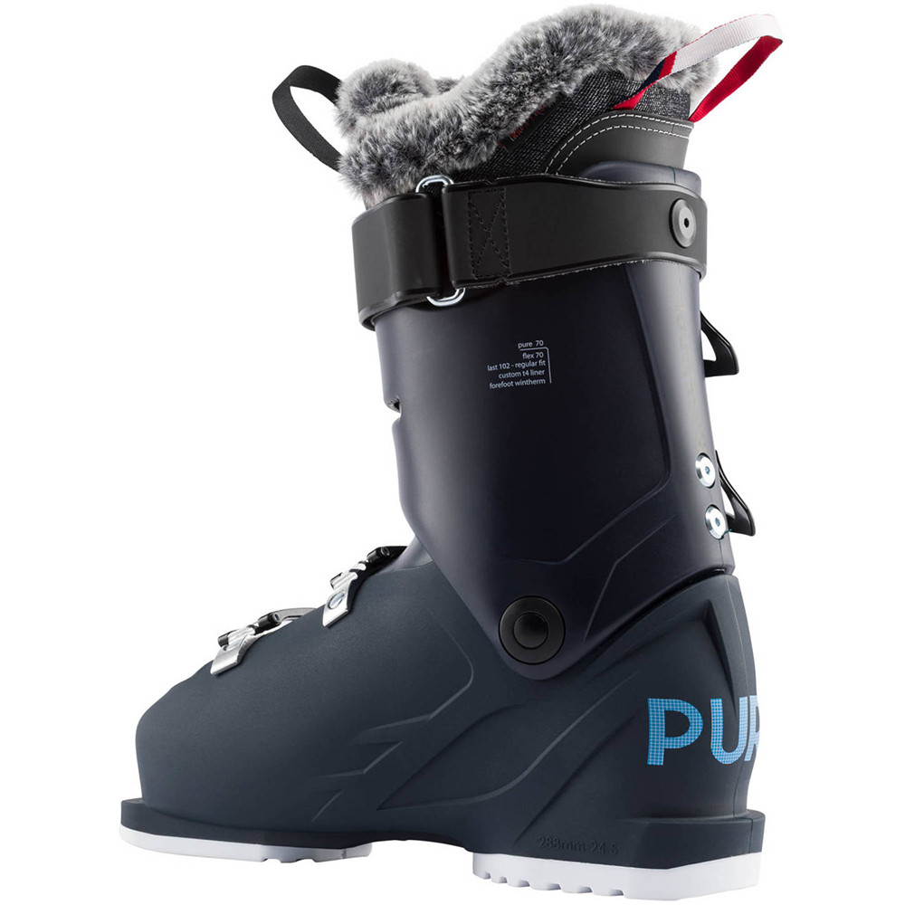 CHAUSSURE DE SKI PURE 70 BLUE BLACK