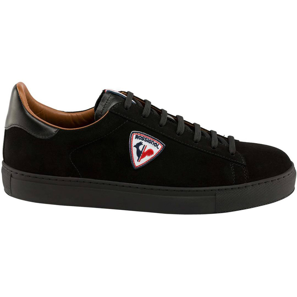 BASKETS ALEX VELOUR BLACK
