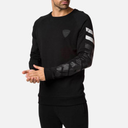 SWEAT HERO CREW SWEAT BLACK