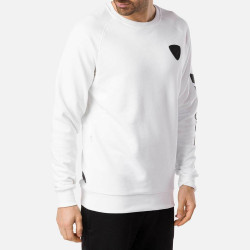 SWEAT HERO CREW SWEAT WHITE