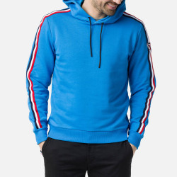 SWEAT FLAG SWEAT HOOD ROYAL BLUE