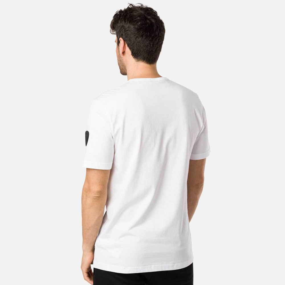 T-SHIRT PATCH TEE WHITE