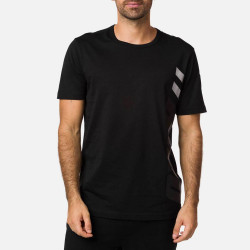 T-SHIRT PATCH TEE BLACK