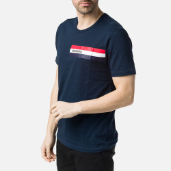 T-SHIRT TRANSFER CLASSIC TEE DARK NAVY