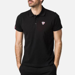 POLO ROOSTER CLASSIC POLO BLACK