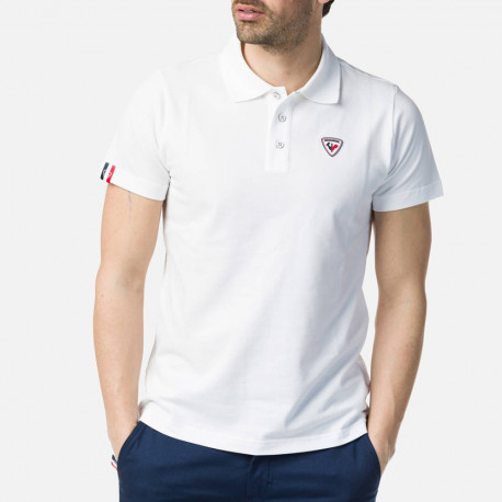 POLO ROOSTER CLASSIC POLO WHITE