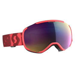 MASQUE DE SKI FAZE II PINK ENHANCER TEAL CHROME