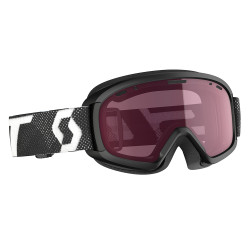 MASQUE DE SKI JR WITTY BLACK/WHITE ENHANCER