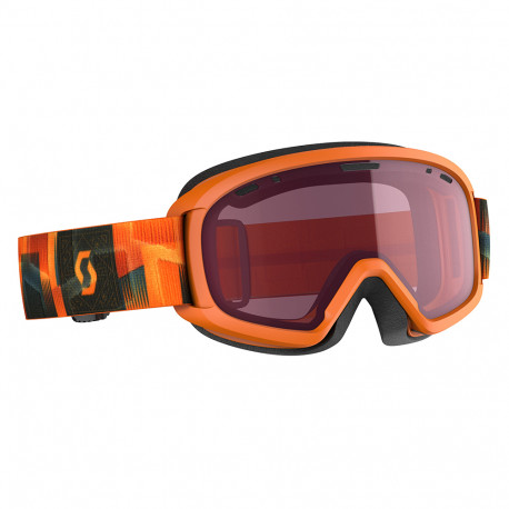 MASQUE DE SKI JR WITTY ORANGE ENHANCER