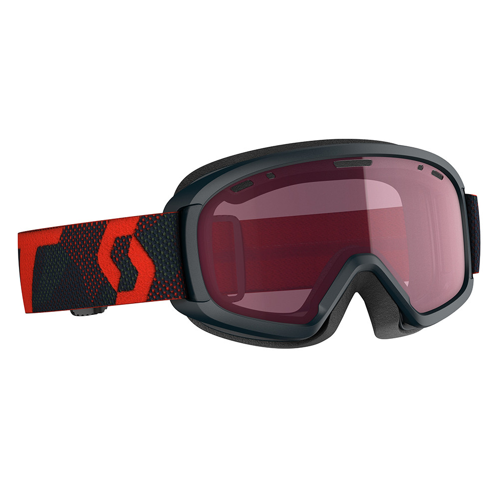 GOGGLE JR WITTY BLUE NIGHTS/RED ENHANCER