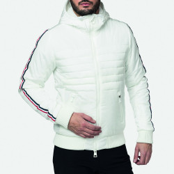 DOUDOUNE HUBBLE LIGHT HOODY JKT WHITE