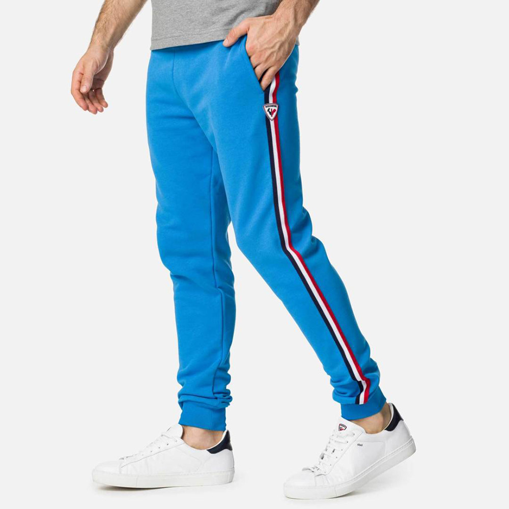 PANT STRIPES SWEAT PANT ROYAL BLUE