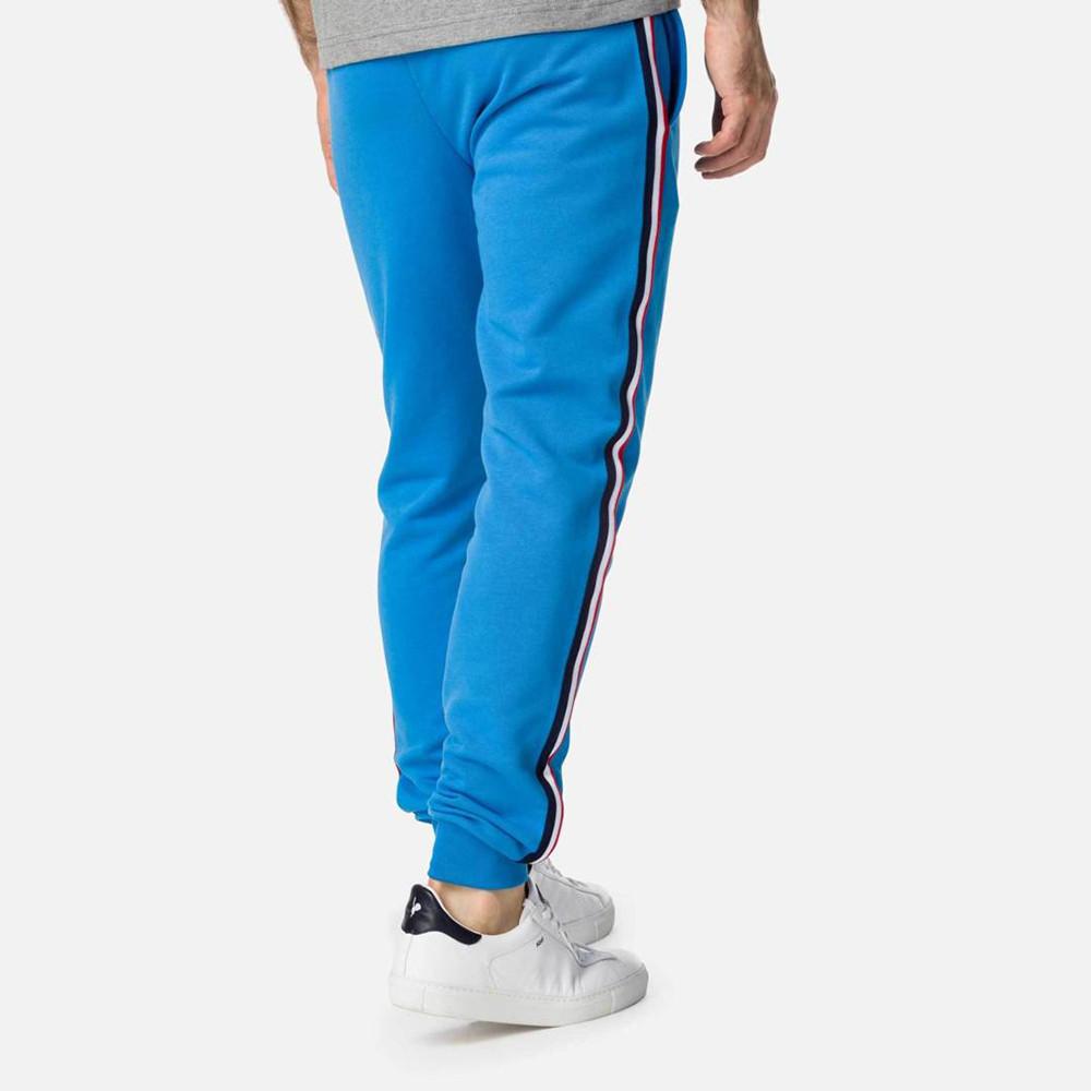 PANTALON STRIPES SWEAT PANT ROYAL BLUE