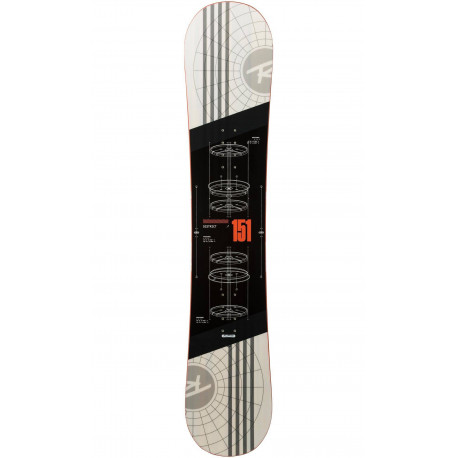 SNOWBOARD DISTRICT + FIXATIONS BATTLE BLACK/WHITE M/L (40.5-48)