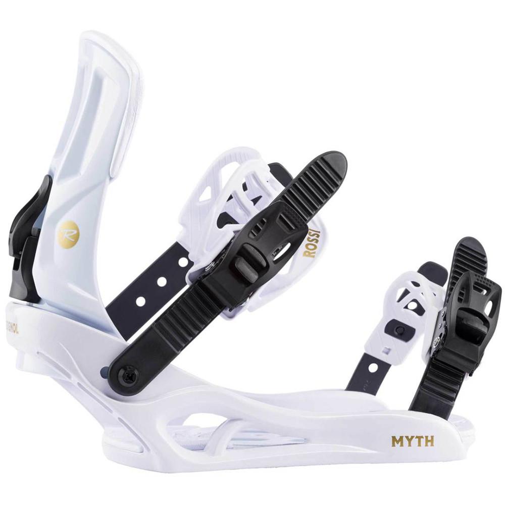 SNOWBOARD MYTH + FIXATIONS MYTH S/M