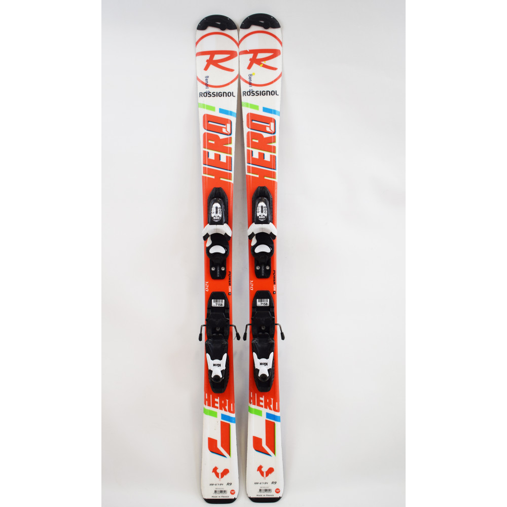 SKI HERO JUNIOR + LOOK KID X 4
