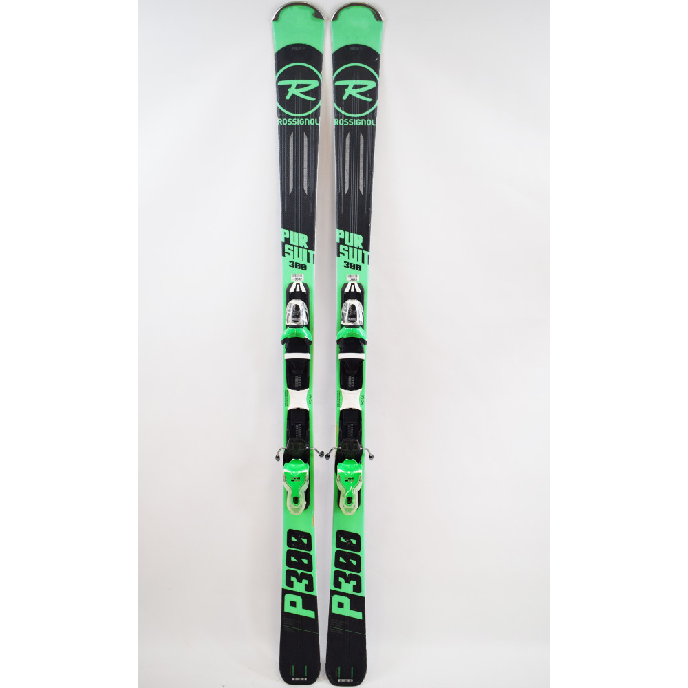 SKI PURSUIT 300 + XPRESS 10 B83 BLACK GREEN