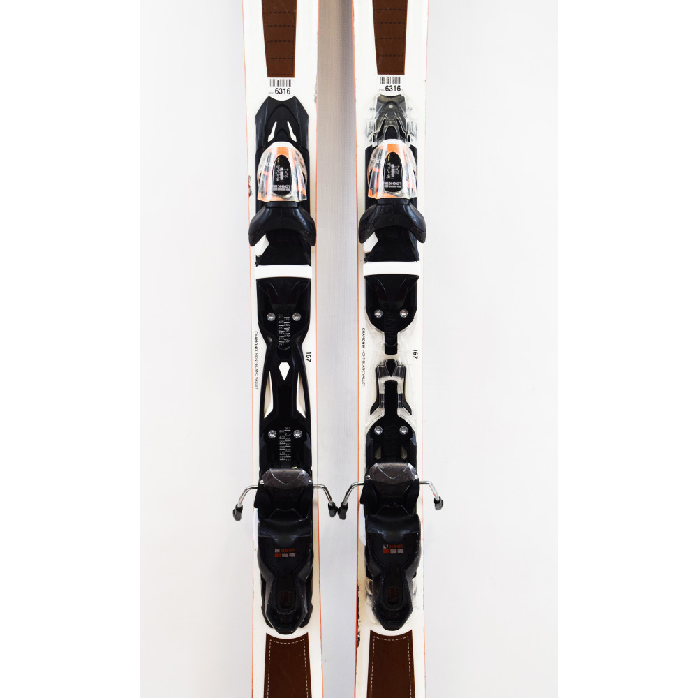 SKI SPEEDZONE 7 + LOOK XPRESS 11