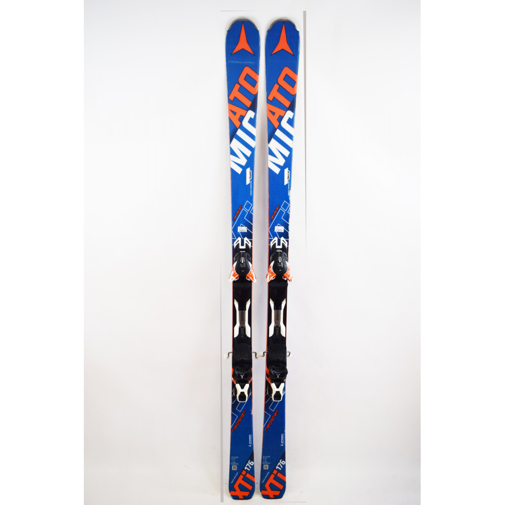 SKI REDSTER XTI + FIXATIONS XT12 OCCASION