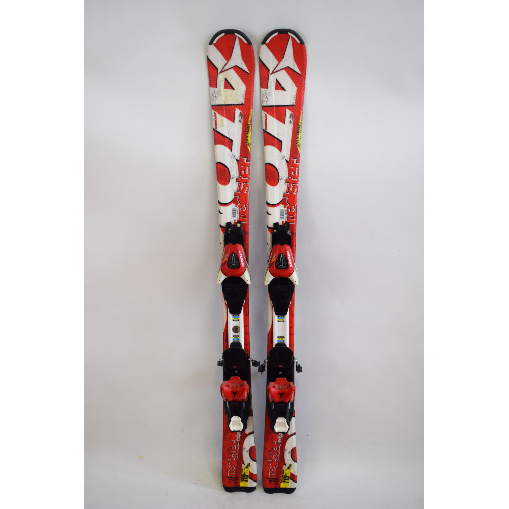 SKI REDSTER EDGE JR + FIXATIONS ATOMIC XTE 7 OCCASION