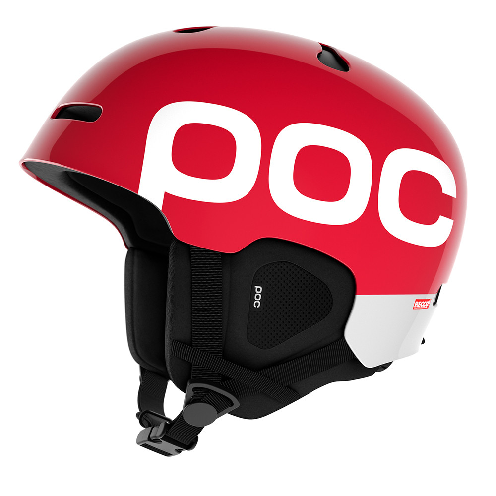 CASQUE DE SKI AURIC CUT BACKCOUNTRY SPIN BOHRIUM RED