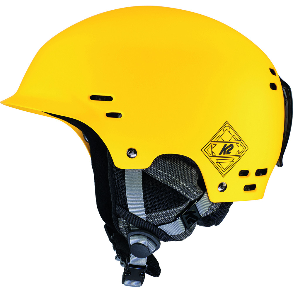 CASQUE DE SKI THRIVE CLASSIC YELLOW