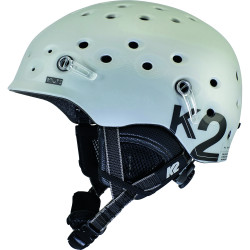CASQUE DE SKI ROUTE LIGHT GREY