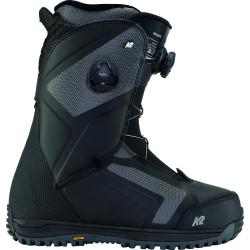 BOOTS DE SNOWBOARD HOLGATE BLACK