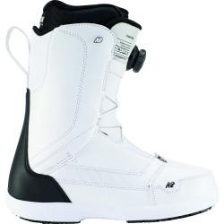 SNOWBOARD BOOTS LEWISTON WHITE