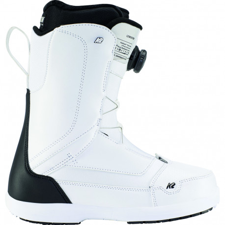 BOOTS DE SNOWBOARD LEWISTON WHITE