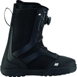 SNOWBOARD BOOTS RAIDER BLACK
